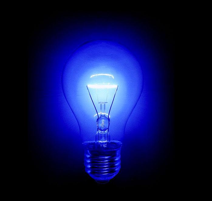 bulb-blue